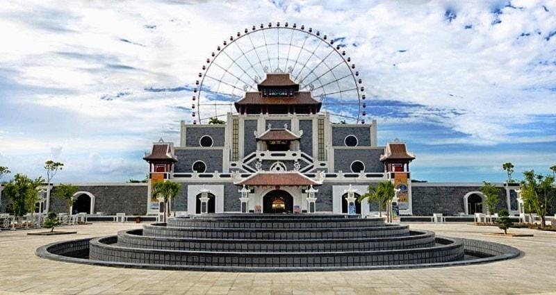 Asian park Da Nang - Culture Pham Travel