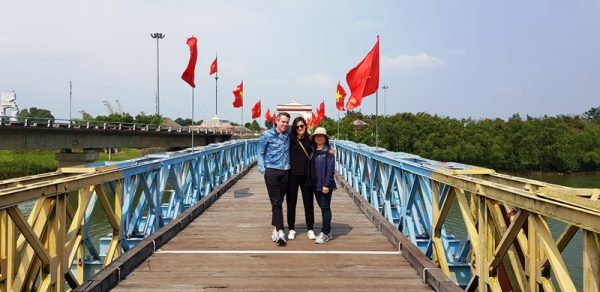 Hue to Phong Nha by private car- Culture Pham Travel