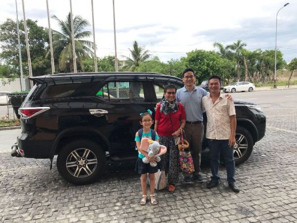 Hue to Hoi An Private Car- Culture Pham Travel