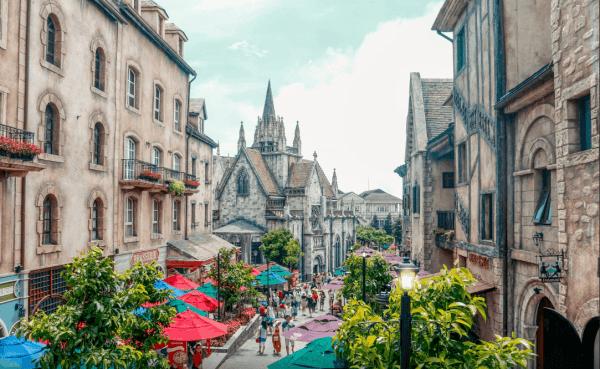 French Village- Golden Bridge- Culture Pham Travel