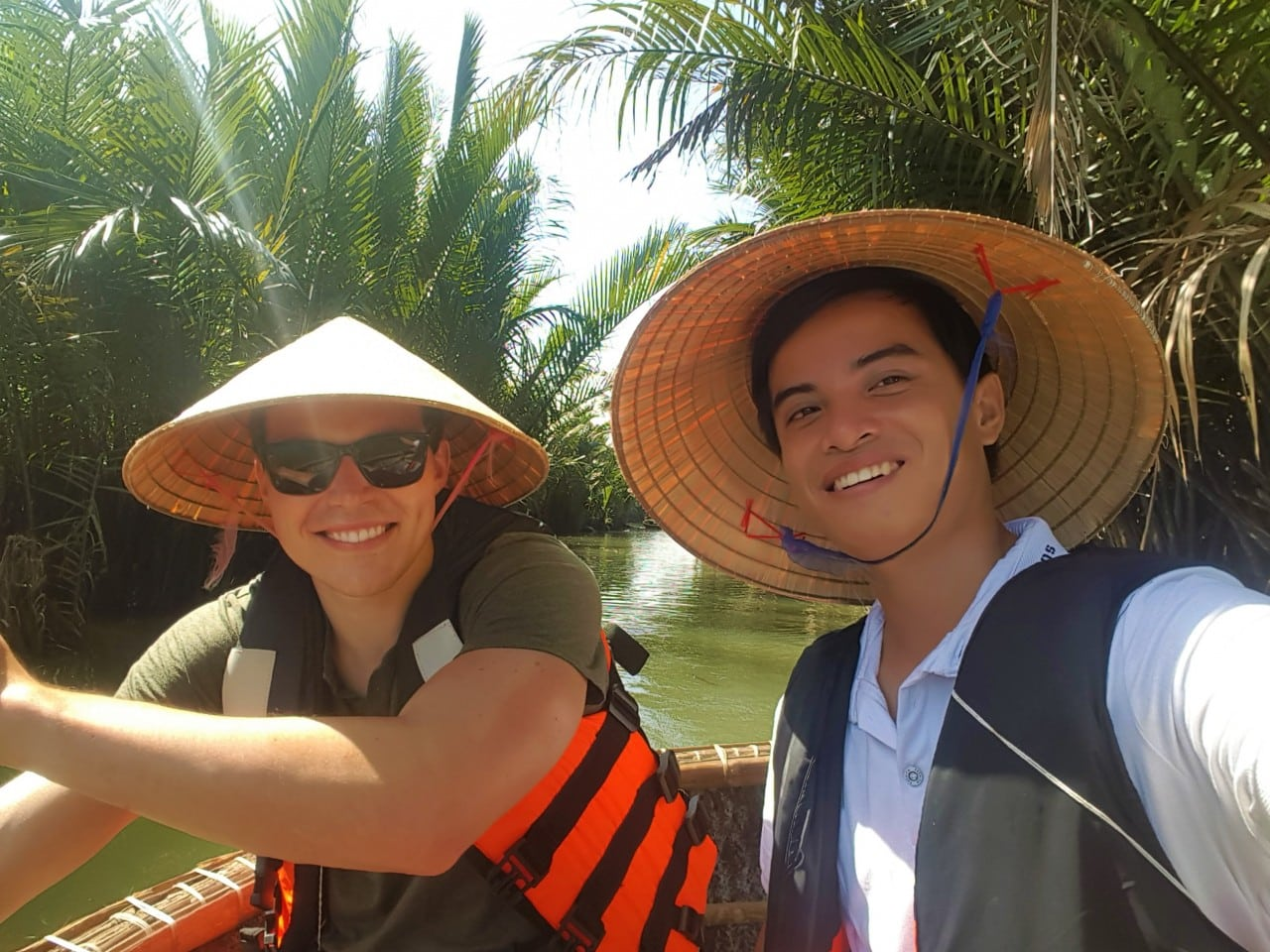 Hoi An basket boat ride - Culture Pham Travel