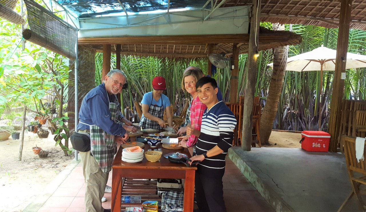 Cooking class - Culture Pham Travel
