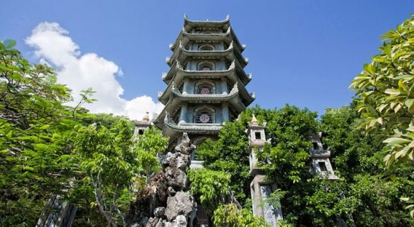 Essential Vietnam Tour- Marble Mountains- Culture Pham Travel