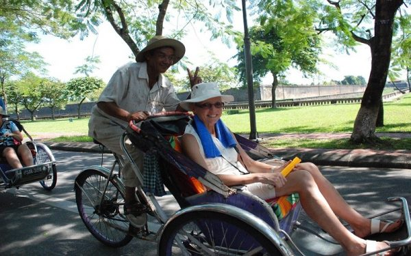 Hue city tour by cyclo-Culture Pham Travel