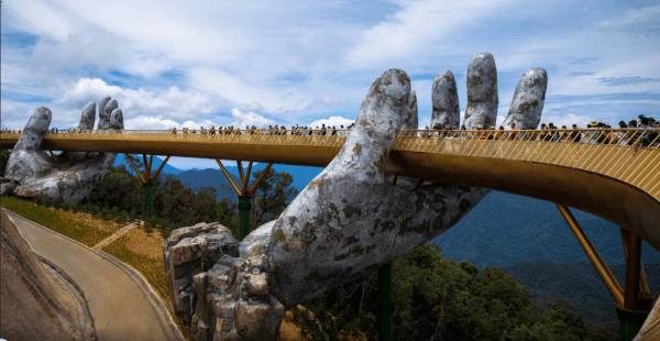 Golden Bridge - Culture Pham Travel