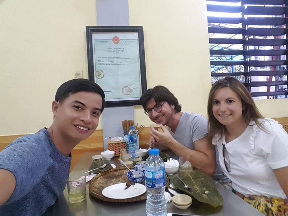 Hue street food tour- Culture Pham Travel