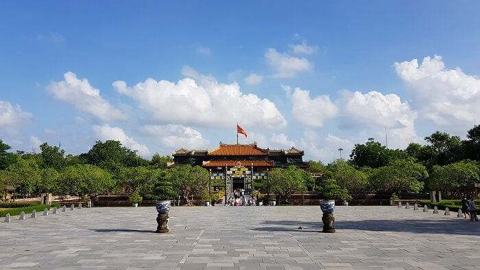 Hue imperial Citadel - Hue tours