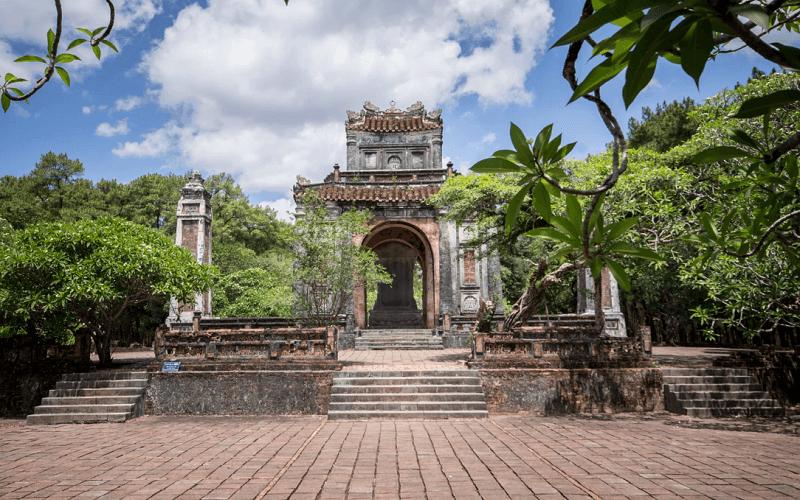 Tu Duc Tomb Viet Nam