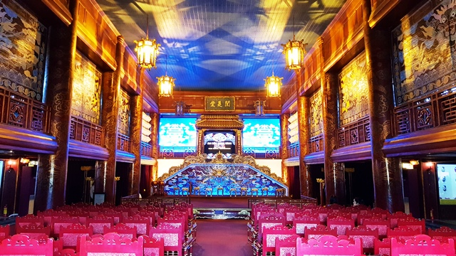 Hue Royal Theater- Culture Pham Travel