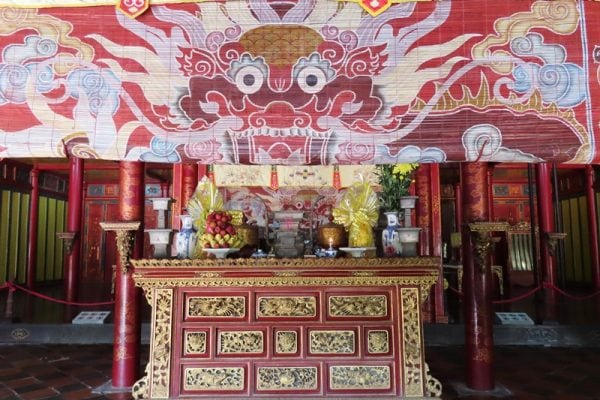 Minh Mang tomb Hue- Culture Pham Travel