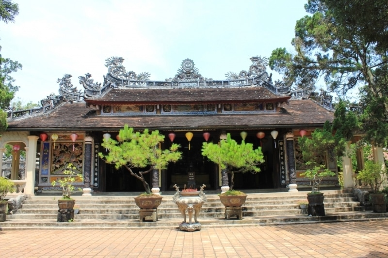Tu Hieu pagoda-Culture Pham Travel