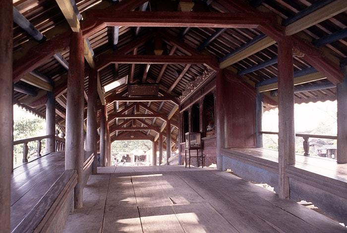 The bridge architecture-Culture-Pham-Travel