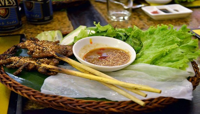 BBQ-what-to-eat-in-Hoi-An-Culture-Pham-Travel