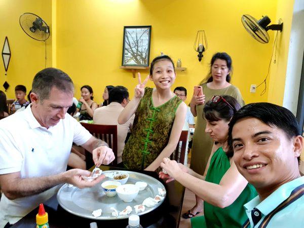 Hoi An street food tour- Culture Pham Travel