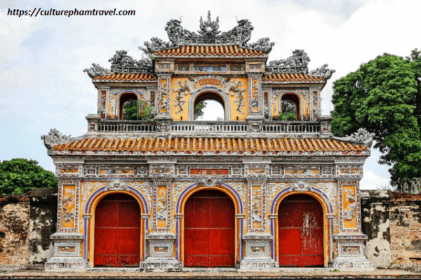 Central Vietnam tour package- Culture Pham Travel