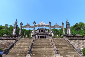 Hue royal tombs tour- Culture Pham Travel