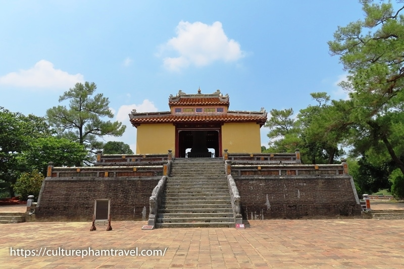 The last dynasty in Hue, Viet Nam