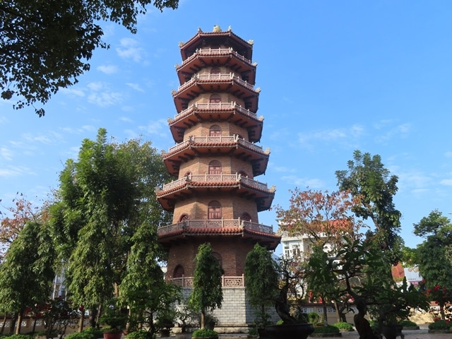 An Tong Tower- Culture Pham Travel