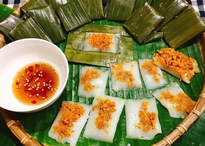 Banh Nam (Nam Cake)- Culture Pham Travel