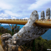Golden Bridge- Ba Na Hills- Essential Vietnam Tour- Culture Pham Travel