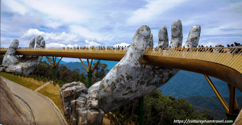 Chan May Port to Golden Bridge Ba Na Hills – Private Tour