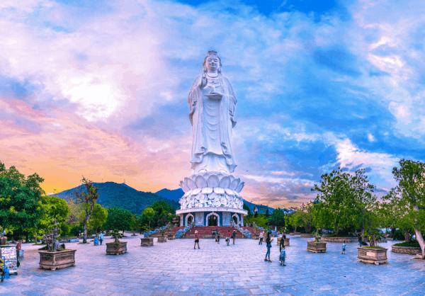 Linh Ung Pagoda-Essential Vietnam Tour- Culture Pham Travel