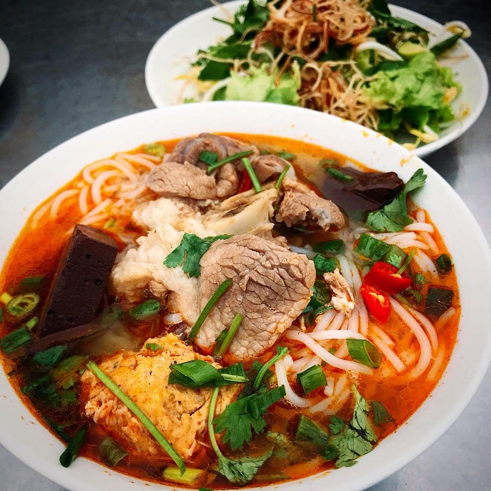 The best Bun Bo Hue in Hue