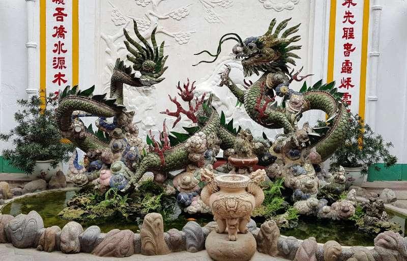 Rockery- Fujian clubhouse- Culture Pham Travel