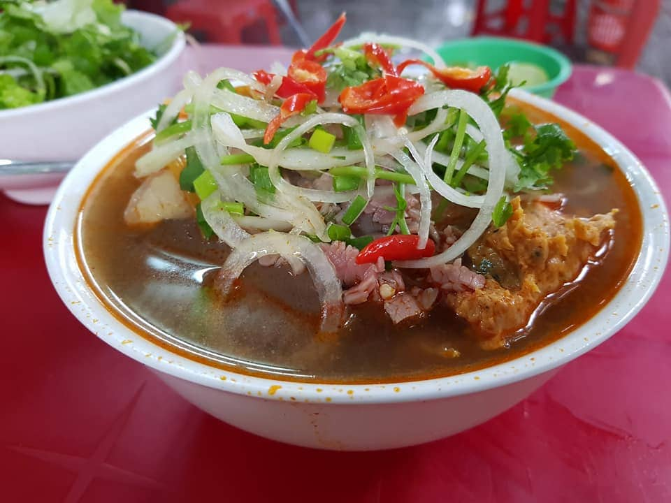 Best Bun Bo Hue in Hue