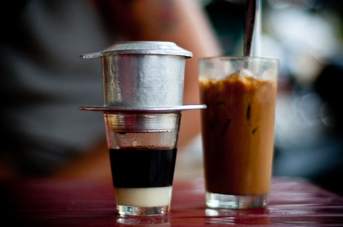 Vietnamese coffee and how to make