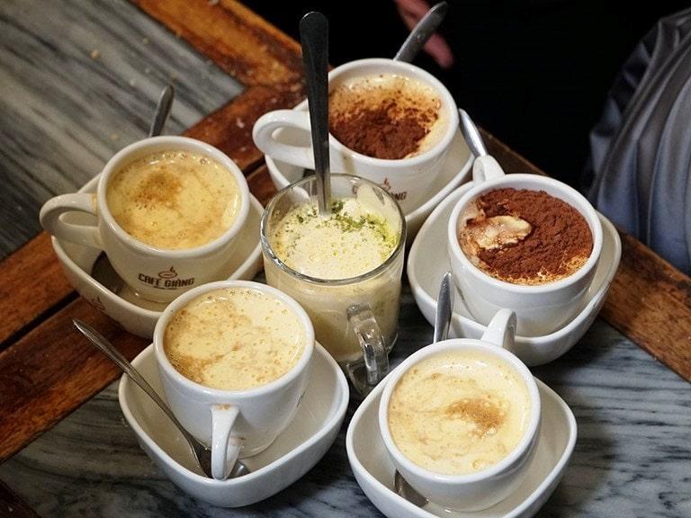 The best coffee in Vietnam
