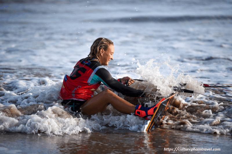 beach sport- Culture Pham Travel