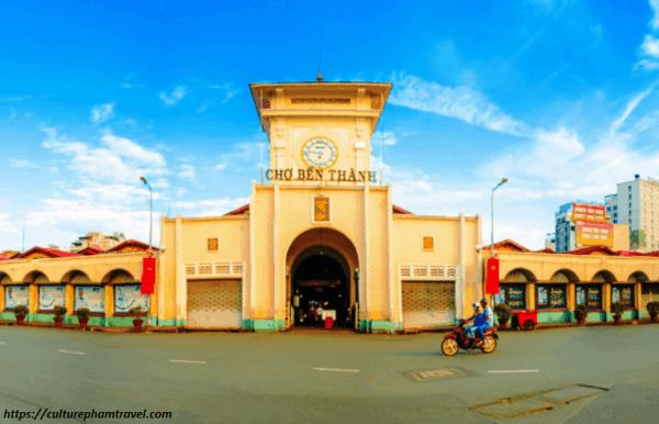 Ben Thanh Market- Best of Vietnam Tour- Culture Pham Travel