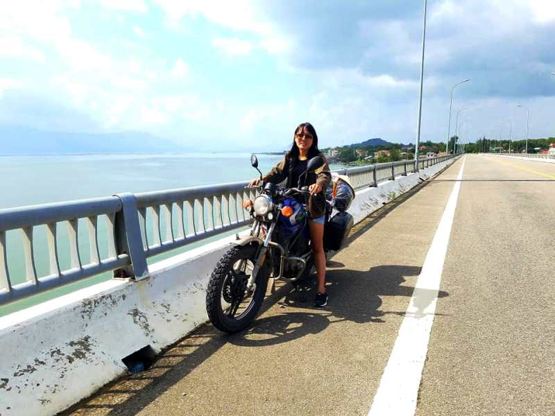 """""""Hue to Hoi An by Motorbike- Culture Pham Travel"""