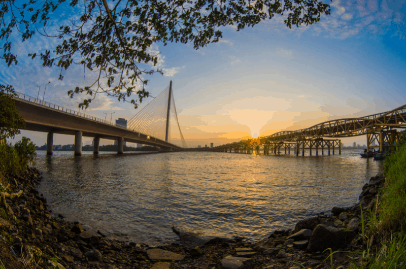 Han River- Things to do in Danang- Culture Pham Travel
