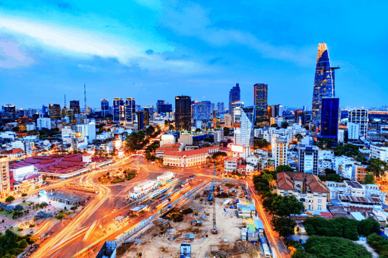 HO CHI MINH CITY TOUR FULL DAY- PRIVATE TOUR