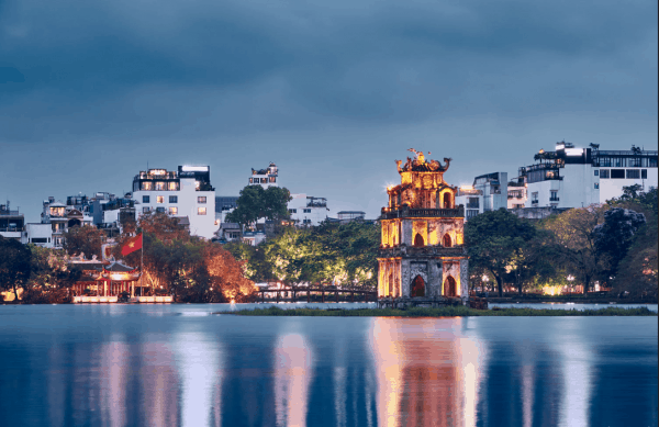 Hoan Kiem Lake- Ha Noi- Culture Pham Travel