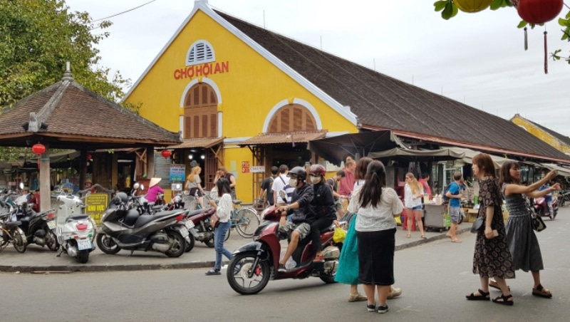 Hoi An Market-Things to do in Hoi an-Culture Pham Travel