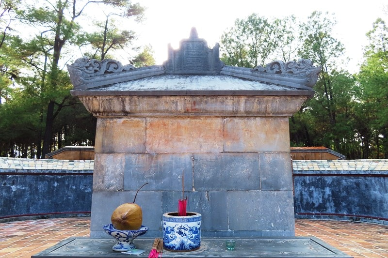 Tu Duc Tomb-Hue Royal Tombs - Hue , Viet Nam
