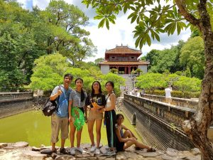 Hue city tour half day- Culure Pham Travel