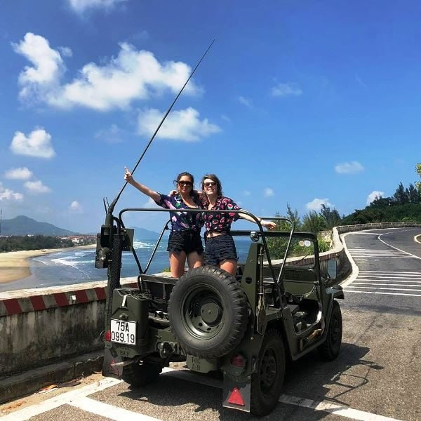 Hue to Hoi An by Jeep- Culture Pham Travel