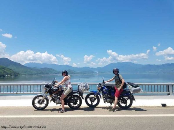 Hue to Hoi An by Motorbike- Culture Pham Travel