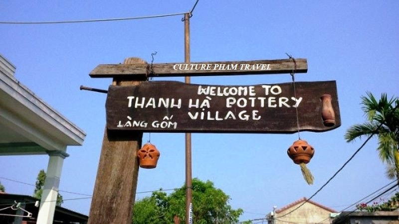 Thanh Ha Pottery Village Hoi An- Culture Pham Travel