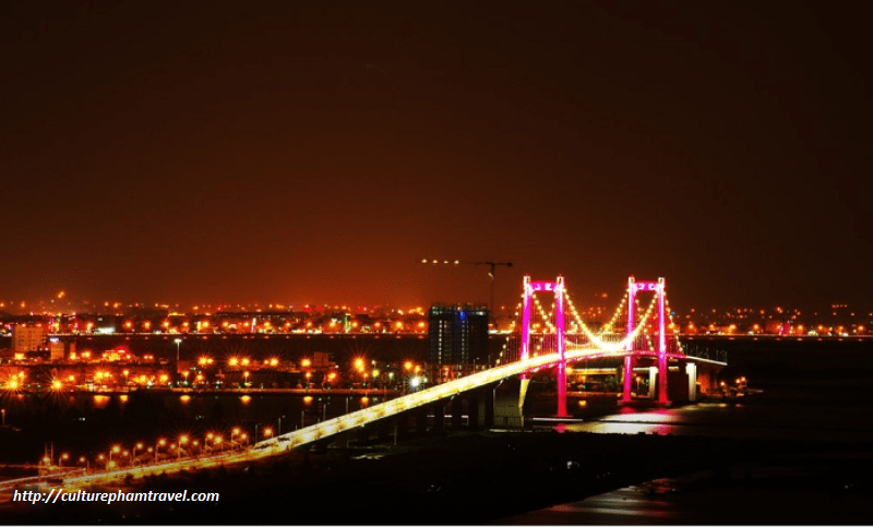 Thuan Phuoc Bridge-Da Nang- Culture Pham Travel