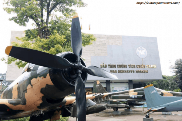 War Remnants Museum-Best of Vietnam tour 15 days