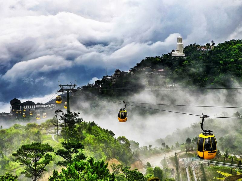 Ba Na Hills Da Nang- Culture Pham Travel