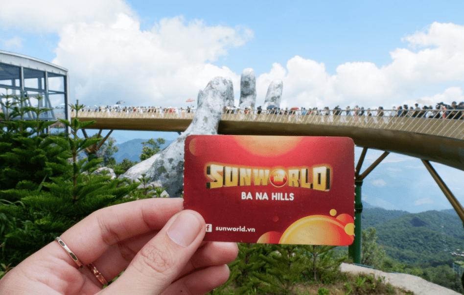 Ba Na Hills entrance ticket- Culture Pham Travel
