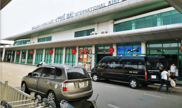 Hue Airport to City Center - Hue Airport Transfer