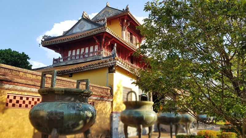 Hoi An To Hue Day Trip- Private Tour