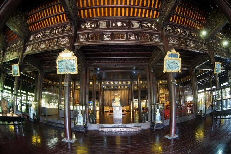 Hue Museum Of Royal Antiquities- Culture Pham Travel